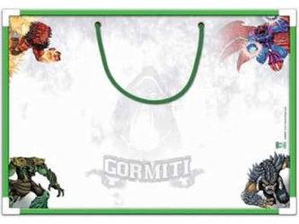 Magnetická tabule - Gormiti