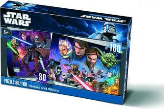 Puzzle 80/160 - Star Wars