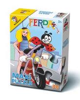 Puzzle Maxi 30 - Ferda Mravenec - Future