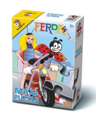 Puzzle Maxi 30 - Ferda Mravenec - Future - neuveden