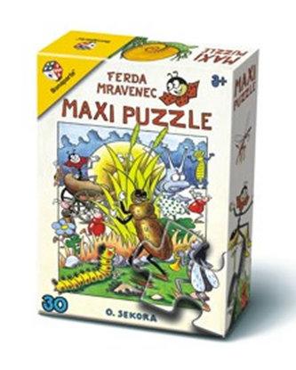 Puzzle Maxi 30 - Ferda Mravenec - Sekora
