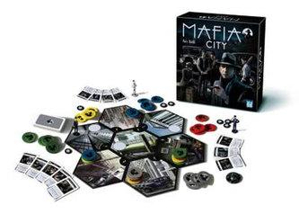 Společenská hra - MAFIA CITY