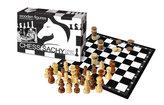 Společenská hra - Šachy,Dáma,Mlýn - limitovaná edice