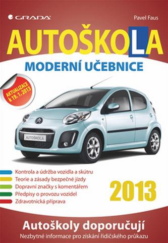 Autoškola - Moderní učebnice (2013)