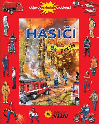 Hasiči 8x puzzle