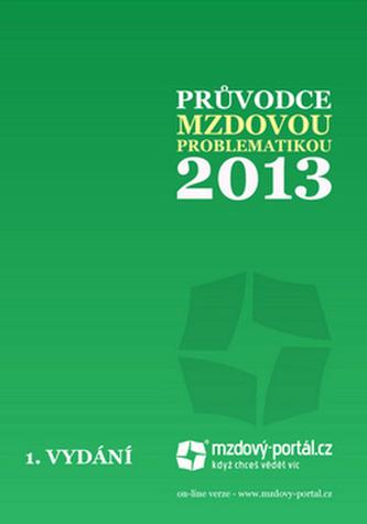Průvodce mzdovou problematikou 2013