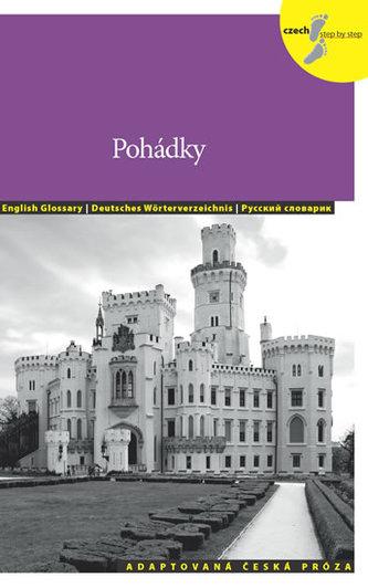 Pohádky - Adaptovaná česká próza + CD (AJ,NJ,RJ)