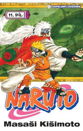 Naruto 11 -  Zapálený učedník