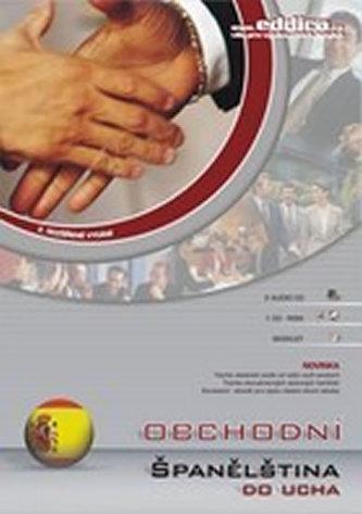 Obchodní španělština - CD