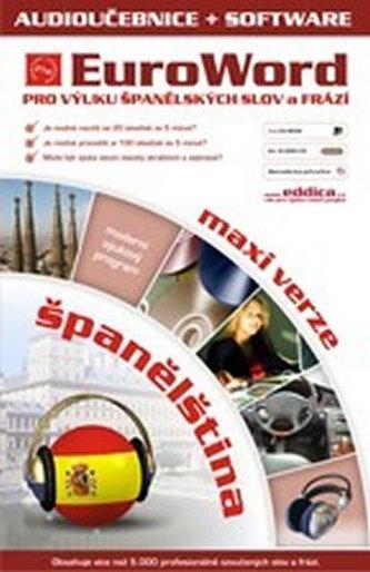 Euroword - španělština maxi - CD