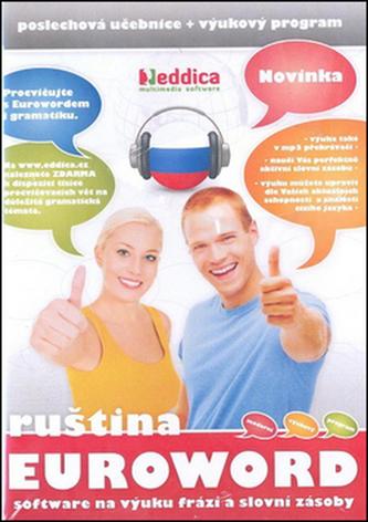 Euroword - ruština maxi - CD - neuveden