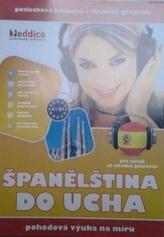 Poslechová kniha - Španělská konverzační témata - CD