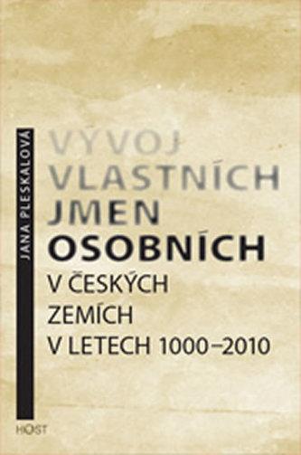 Vývoj vlastních jmen osobních v českých zemích (v letech 1000–2010)