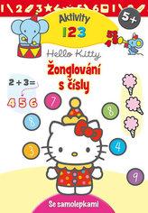 Hello Kitty - Žonglování s čísly