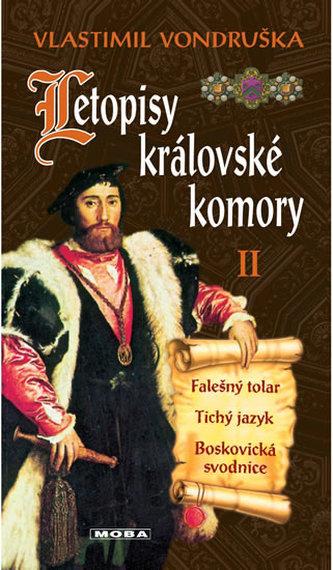 Letopisy královské komory II. - 2. vydání