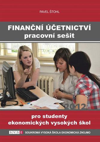 Finanční účetnictví - pracovní sešit 2012