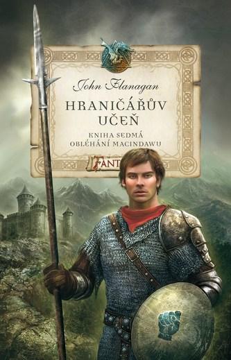 Hraničářův učeň - Kniha sedmá - Obléhání Macindawu - 2. vydání