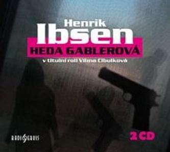 Heda Gablerová - 2CD - Henrik Ibsen