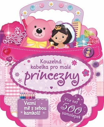 Kouzelná kabelka pro malé princezny