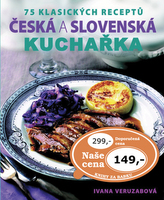 Česká a slovenská kuchařka