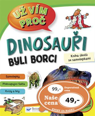 Dinosauři byli borci