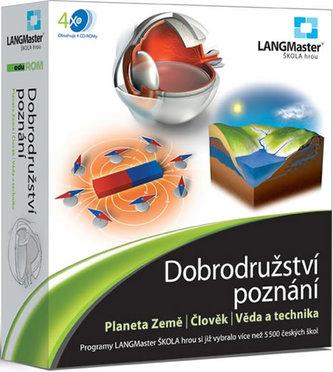 Dobrodružství poznání - Planeta Země, Člověk, Věda a technika - 4CD