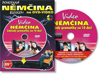 Němčina základy gramatiky za 10 dní - DVD