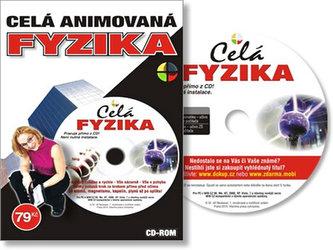 Celá Animovaná Fyzika - učivo ZŠ a SŠ - CD