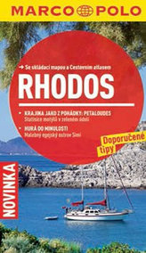 Rhodos - Průvodce se skládací mapou