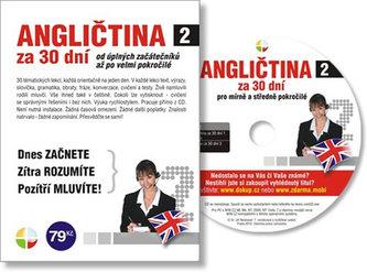 Angličtina za 30 dní 2 - CD