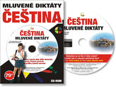 Český jazyk – Mluvené diktáty – učivo ZŠ a SŠ - CD