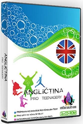 Angličtina pro teenagery - 2CD