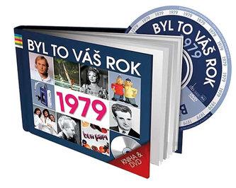 Byl to váš rok 1979 - DVD+kniha - neuveden