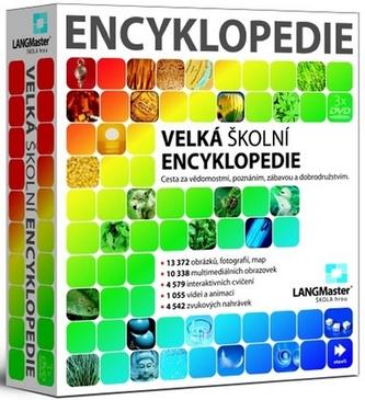 Velká školní encyklopedie - 3DVD
