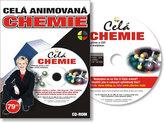 Celá Animovaná Chemie - učivo ZŠ a SŠ - CD