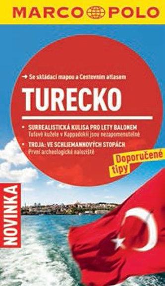 Turecko - Průvodce se skládací mapou - neuveden