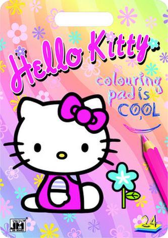 Hello Kitty Kreativní blok