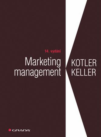 Marketing management - 14. vydání