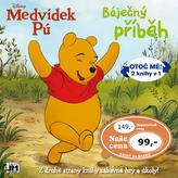 Medvídek Pú  Báječný příběh-Otoč mě! 2 knihy v 1