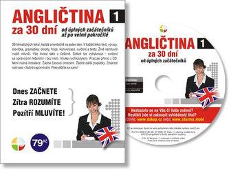 Angličtina za 30 dní 1 - CD