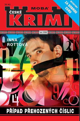 Případ přehozených číslic - Krimi sv. 16