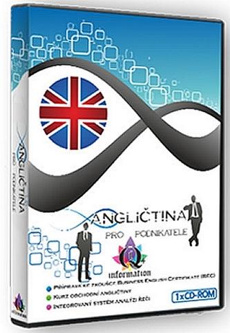 Angličtina pro podnikatele - CD - neuveden