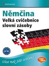 Němčina - Velká cvičebnice slovní zásoby pro jazykovou úroveň A2–C1