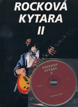 Rocková kytara II + CD