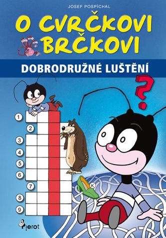 O Cvrčkovi Brčkovi - Křížovky a spojovačky