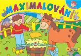 Maximalování - Na farmě - Namaluj si 14 maxi obrazů