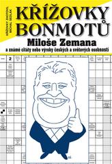 Křížovky bonmotů Miloše Zemana a známé citáty nebo výroky českých a světových osobností