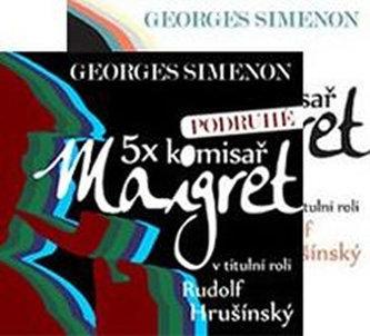 Maigret  1+ 2 - komplet - CD