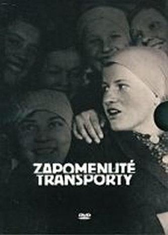 Zapomenuté transporty - DVD