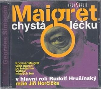 Maigret chystá léčku - CD